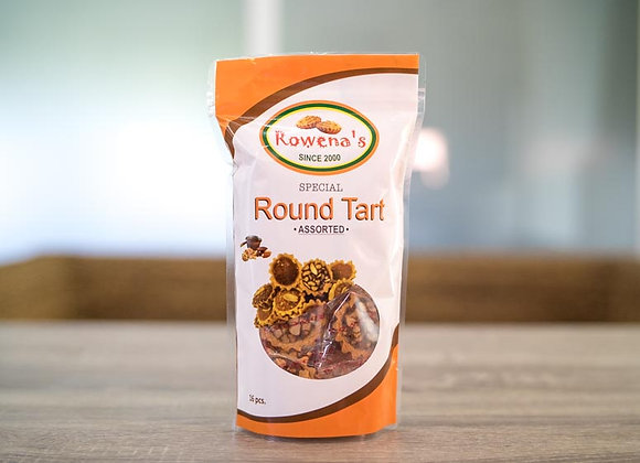 Special Assorted Round Tart in a Pouch *16 pcs. in a pouch