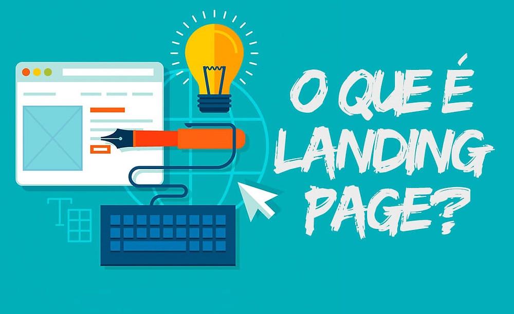 Você sabe o que é landing page? Leia esse artigo onde explico um pouco mais sobre esse tema tão falado no meio dos profissionais web