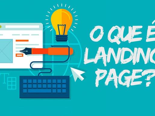 O que é Landing Page?