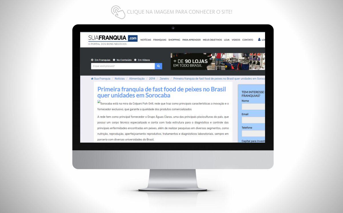 SUA FRANQUIA.COM