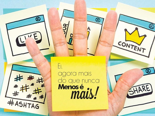Gerenciamento de redes sociais para pequenas empresas