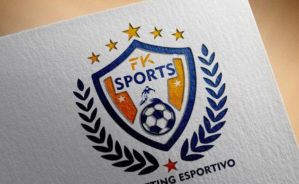 Logomarca FK Sports