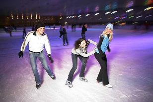 Eislaufen Open Air Langenfeld