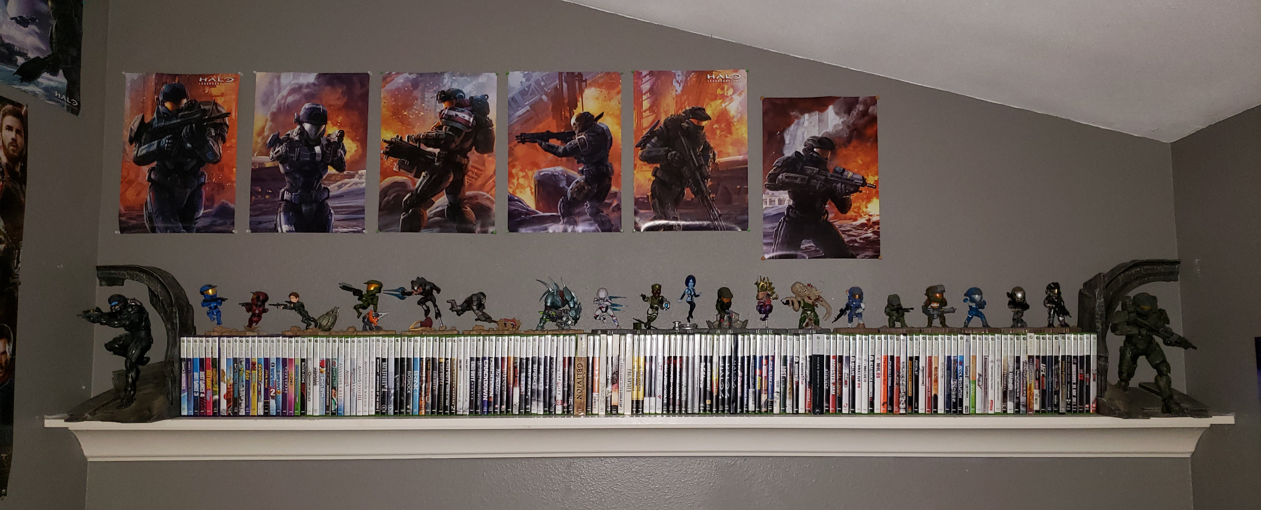 Dedicated Halo Lootcrate Subscriber