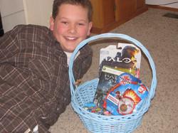Halo Easter Basket