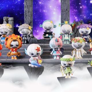 BLINDBOX zodiac series