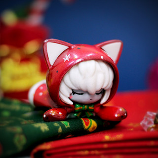 Sleeping abiru(christmas)