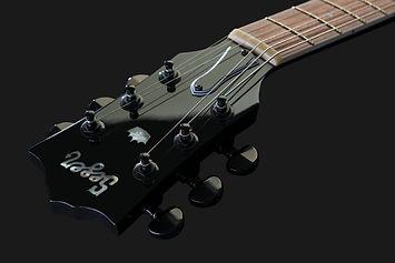 RC Black Guitar 3