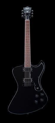 RC Black Guitar