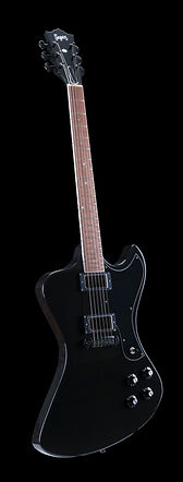 RC Black Guitar 2