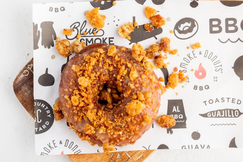 donut bbq smoke & donuts