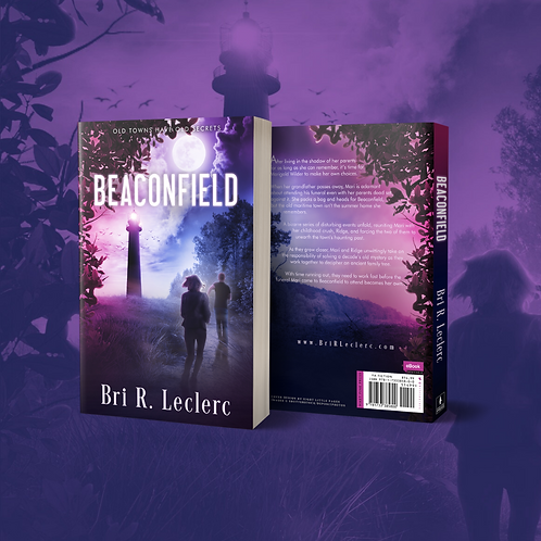 Beaconfield - Signed Paperback
