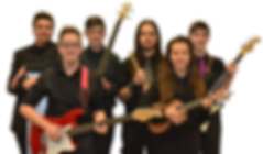 St Cuthberts music students