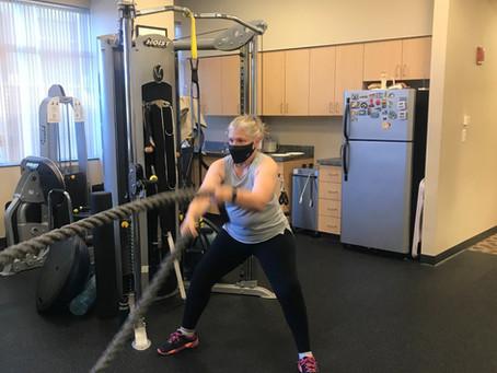 Joan's Favorite Battle Rope Exercises