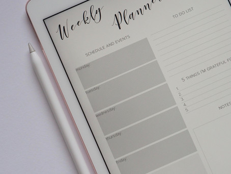 Organize Your Life for Fall