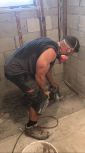 Bellofatto is a contractor by trade in Florida