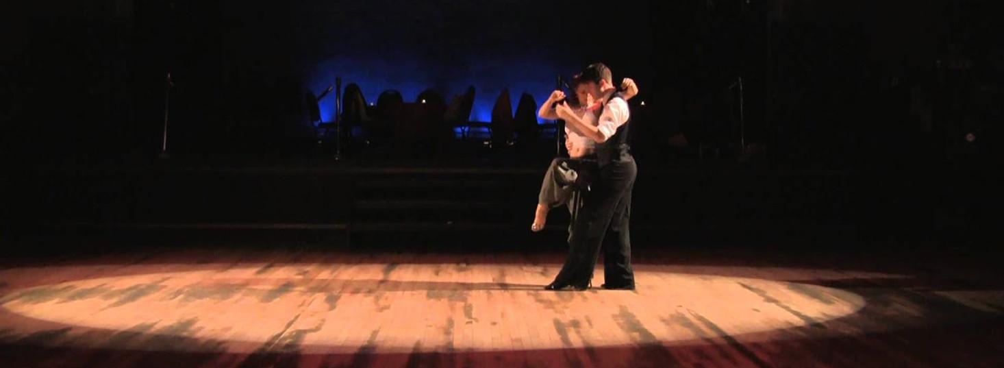 Progressive Tango