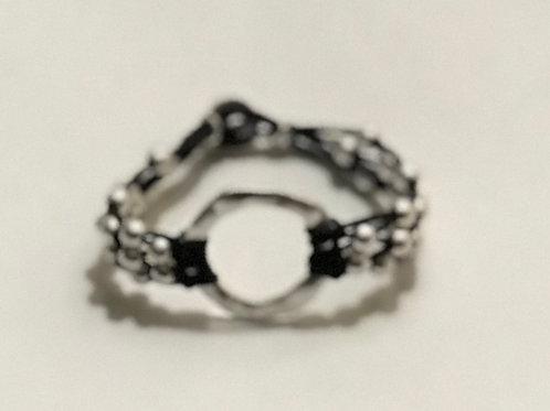 Beaded Cord Bracelet