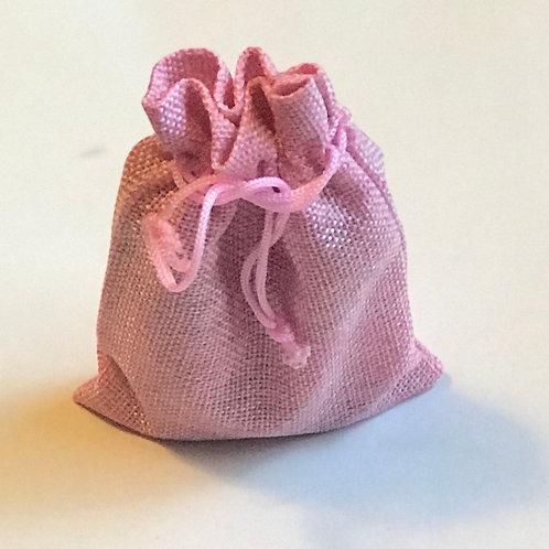 Burlap Sachet Bag