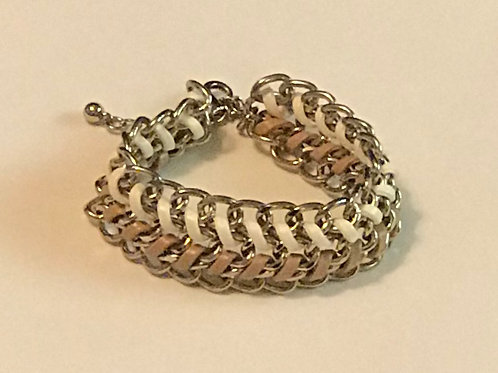 """Braided"" Leather Bracelet"