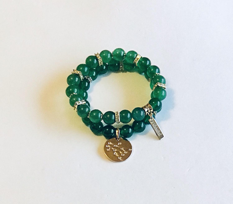 Custom Bead Bracelet Stack