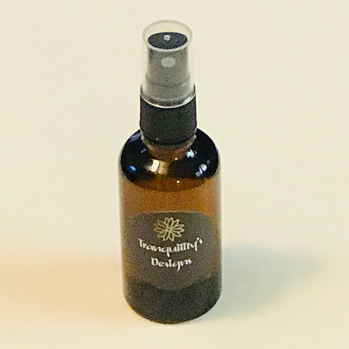 Body Oil Spray