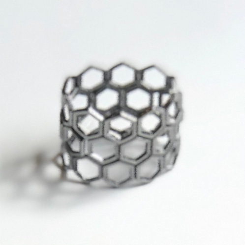 Honeycomb Stretch Bracelet