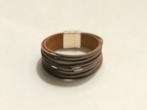Multi-Strap Magnetic Cuff