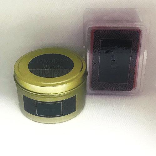 8 oz. Gold Tin Set