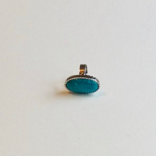Blue Jasper Ring