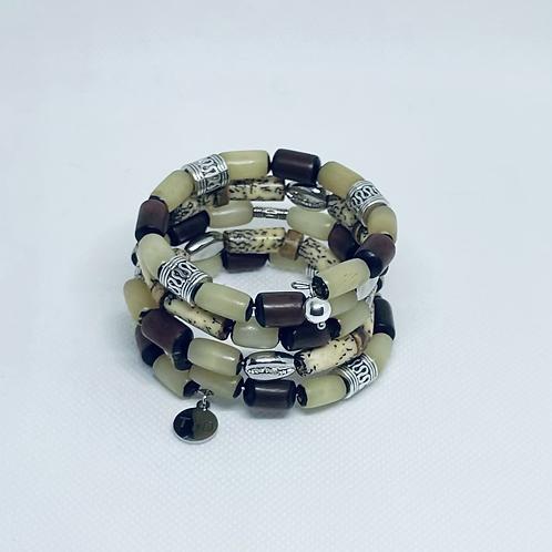 Betel Bead Bracelet