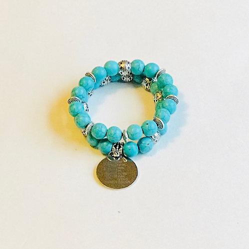 Turquoise Bracelet Set