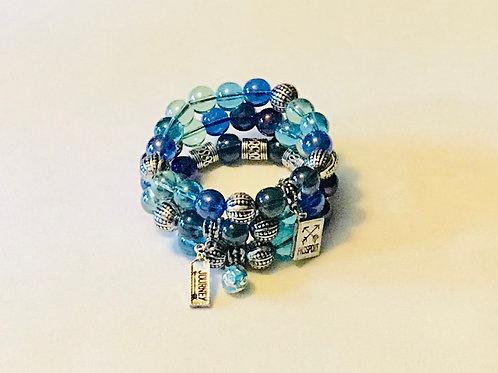 Travel Bracelet Set