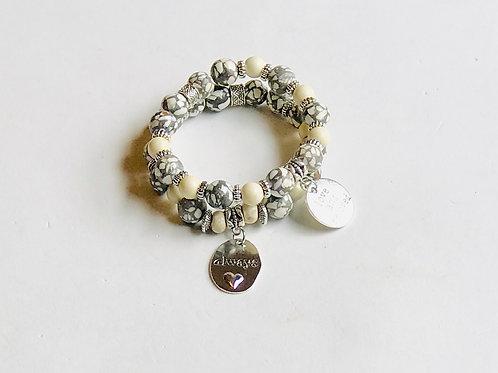 """Love"" Bracelet Set"