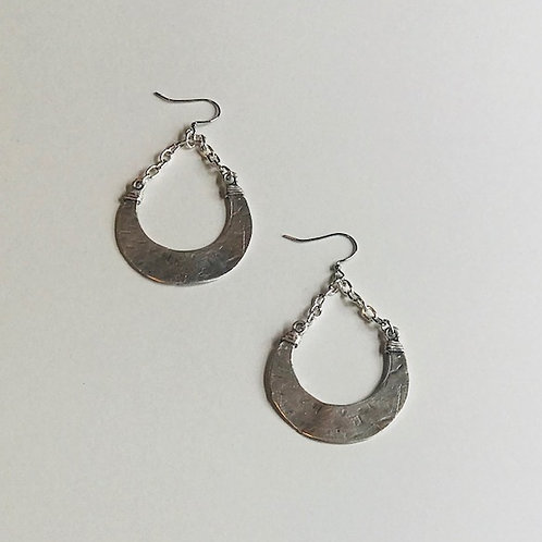 """""""Two Chains"""" Earrings"""