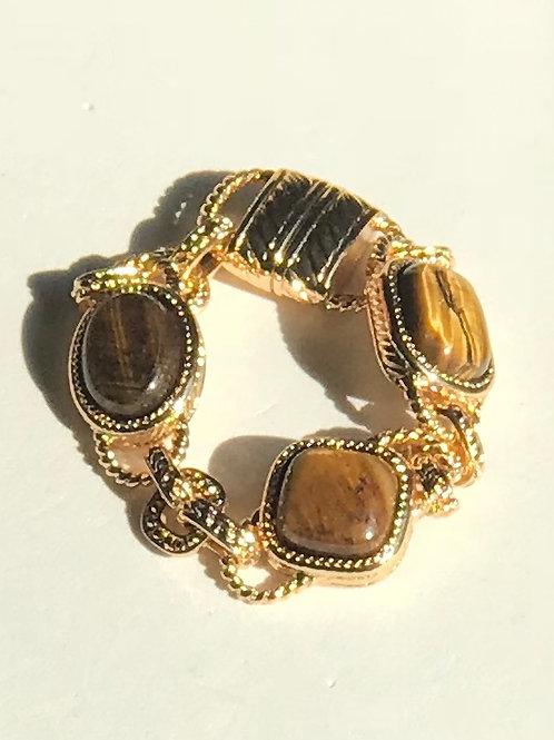 Tigereye Magnetic Bracelet