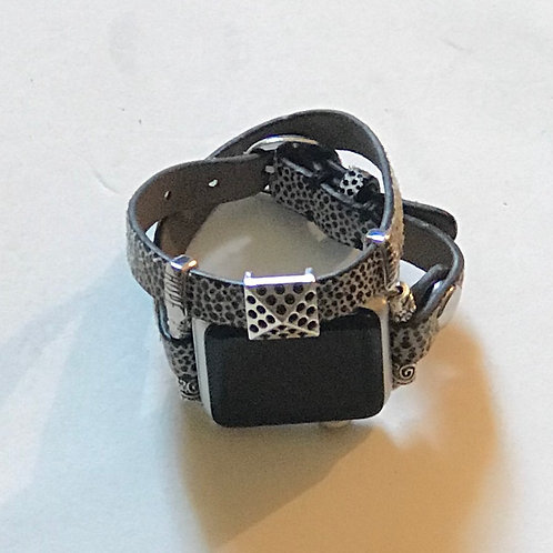 """Dalmation"" Double Band"