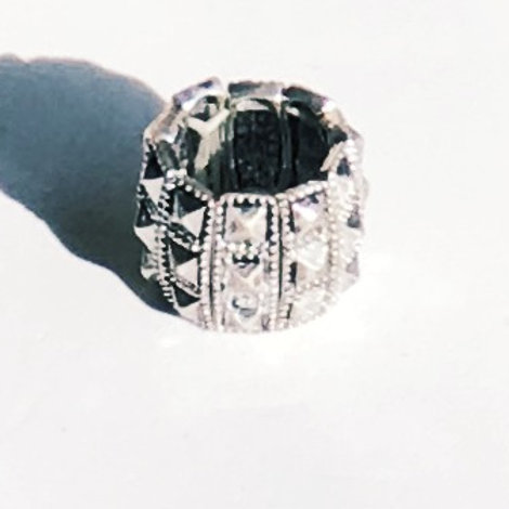 Stretch Studded Ring