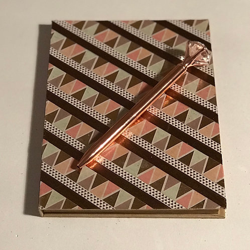 Triangle Journal Set