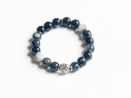 Agate Single Bracelet