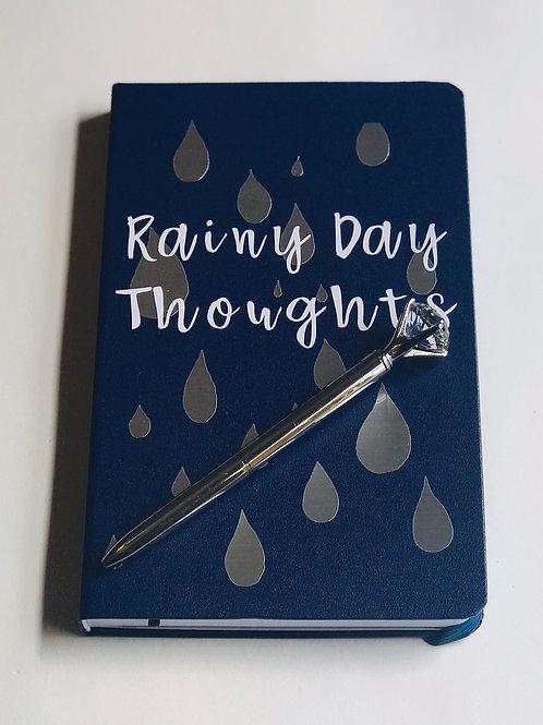 Rainy Day Journal & Pen