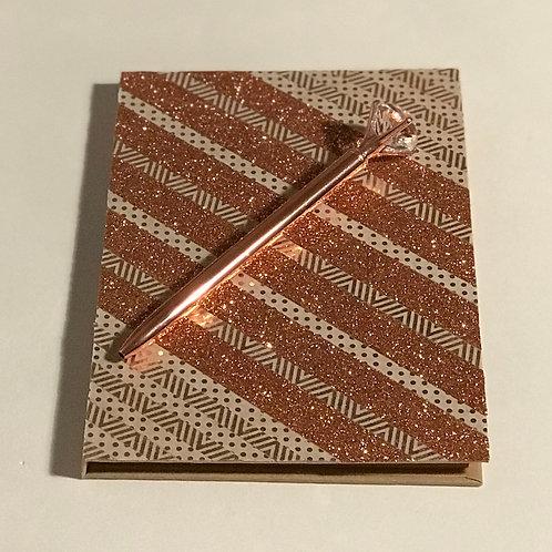 Copper Journal Set