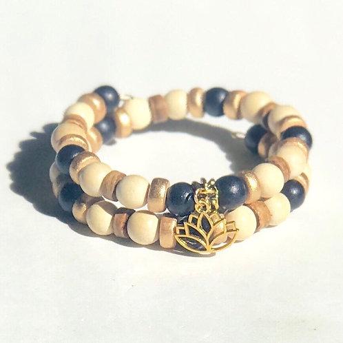 Cream Taiwanese Bracelet