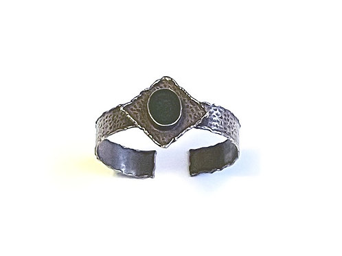 Shapes Hammered Cuff