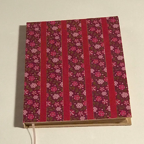 Raspberry Flower Journal