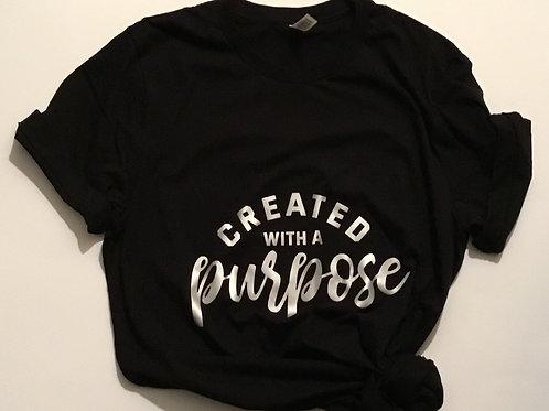 Created T Shirt
