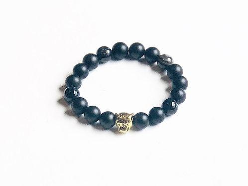 Black Matte Bracelet