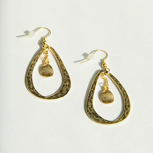 """Hypnotize"" Earrings"