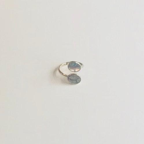 Paua Shell Ring