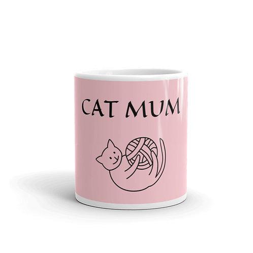 Cat Mum Mug